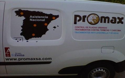 PROMAX Contacto