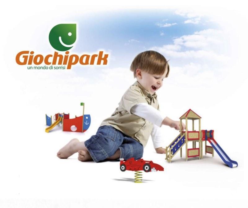 Nueva colección de juegos infantiles Giochipark