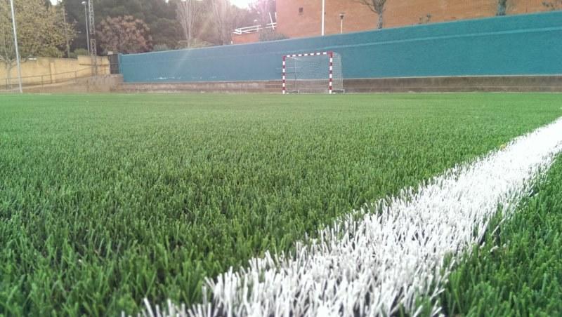 Campo futbol 7